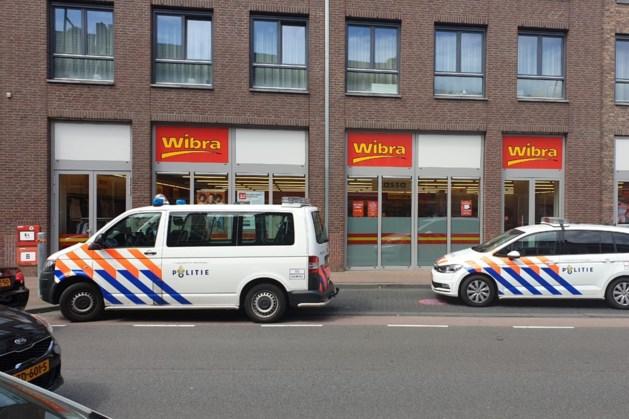 Gewapende overval op Wibra in Landgraaf, dader op scooter gevlucht