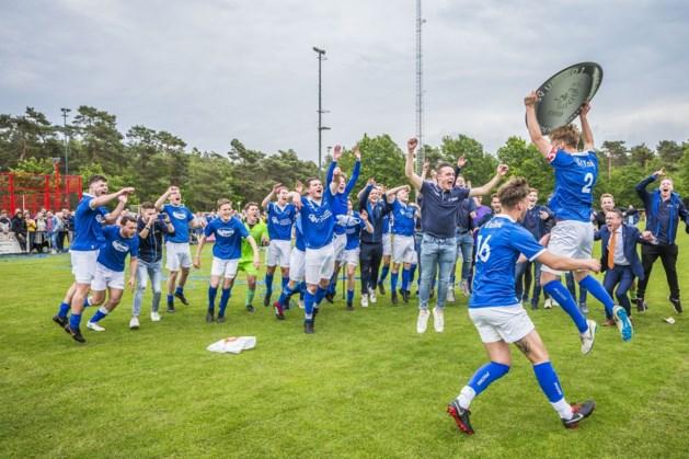 Voetbalsprookje: scorende tiener schiet SV United naar titel