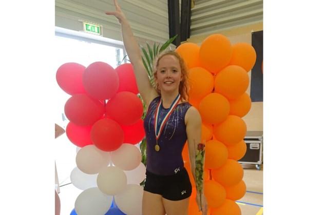 Linda Verboeket Nederlands kampioen sprong