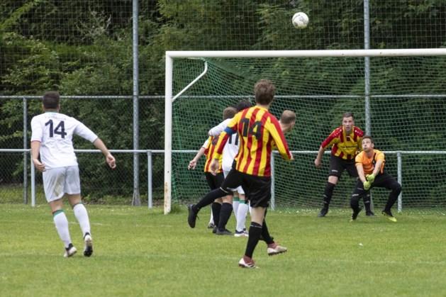 Haelen voetbalt zich veilig na spannende wedstrijd tegen Heer