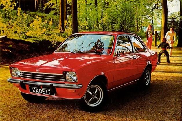 Opel Kadett C meeting verhuist van Sevenum naar Meerlo