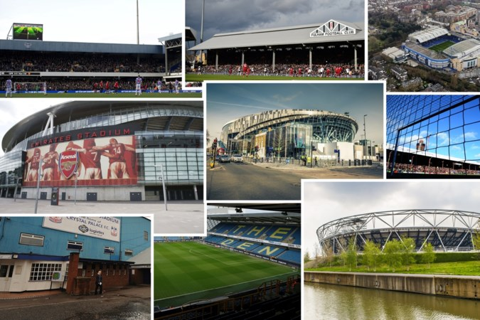 Sprookjes, tradities en rivaliteit in 'voetbalhoofdstad' Londen