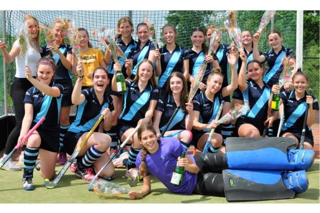 Hockeydames A1 Nuth kampioen
