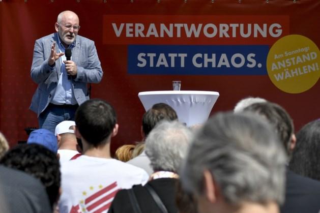 Middenpartijen verliezen meerderheid in Europees Parlement