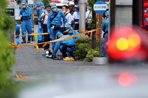 Man steekt in op groep schoolkinderen in Japan, doden en gewonden
