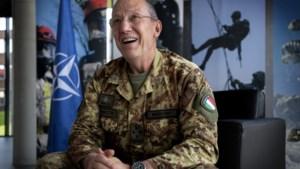 Italiaanse generaal Marchiò zwaait af in Limburg: humor als wapen en bindmiddel