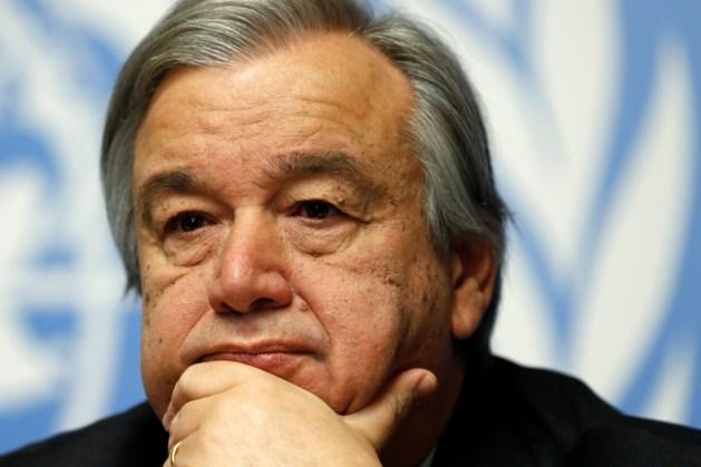 VN-baas Guterres onderscheiden met de prestigieuze Karlspreis