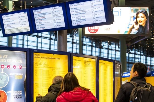 ProRail: treinverkeer probleemloos opgestart