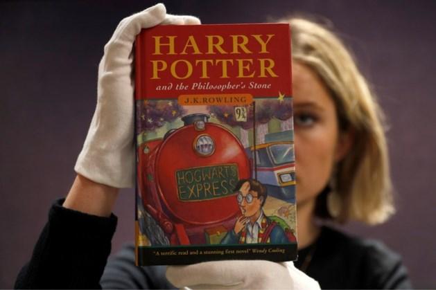 Harry Potter-reeks aangevuld met vier nieuwe boeken