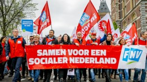 Vakbond verwacht weer veel stakers
