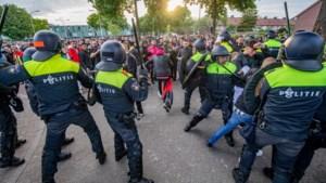 Justitie gaat tegendemonstranten Pegida vervolgen