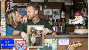 De love story van Carmen en Bert begon 25 jaar geleden op Pinkpop
