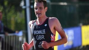 Triatleet Brownlee wint Europese titel in Weert