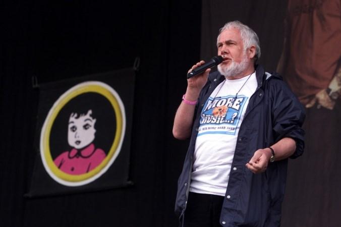 Jan Smeets: Ik hoop dat ik tijdens Pinkpop overlijd, op het podium