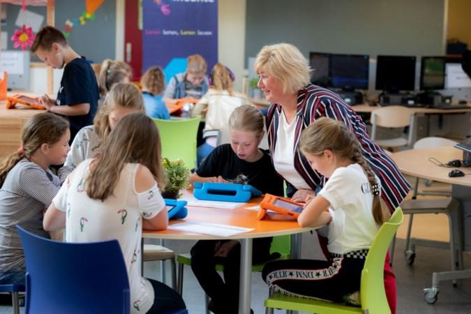 Onderscheidend onderwijs op de berg in Genhout