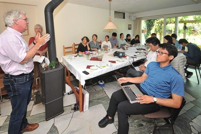 Ook Japan wil leren van huisartszorg in Afferden