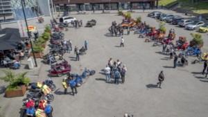 Trike- en zijspanrit bezorgt mensen uit heel Parkstad dag van hun leven