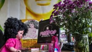 Op de koffie bij Janneke, het icoon van Pinkpop