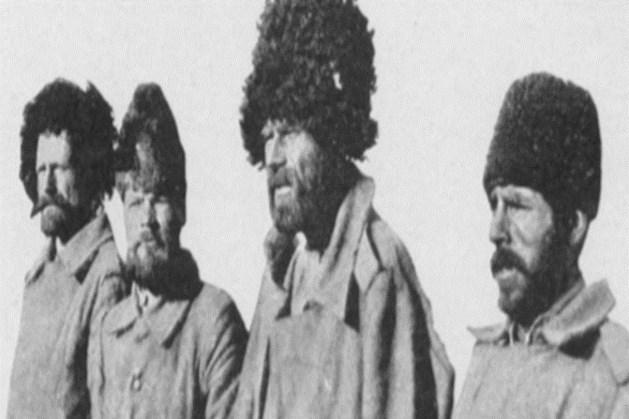 Ontsnapte Russen in de Mijnstreek