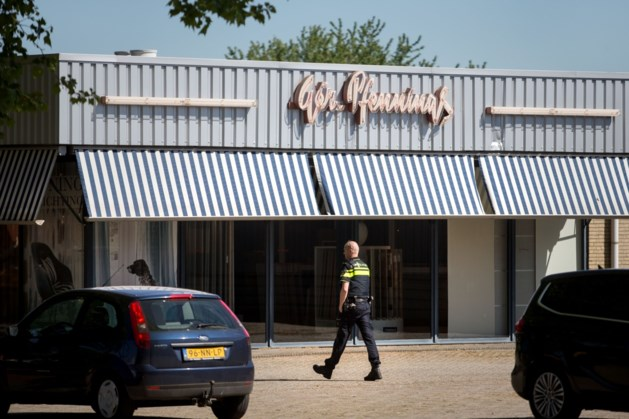Wooncentrum Ger Pfennings failliet verklaard