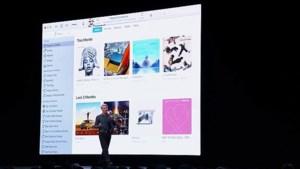 Einde van tijdperk: Apple trekt na achttien jaar de stekker uit iTunes