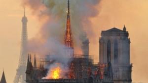 Angst voor loodvergiftiging bij zwangere vrouwen en kinderen in gebied rond Notre-Dame
