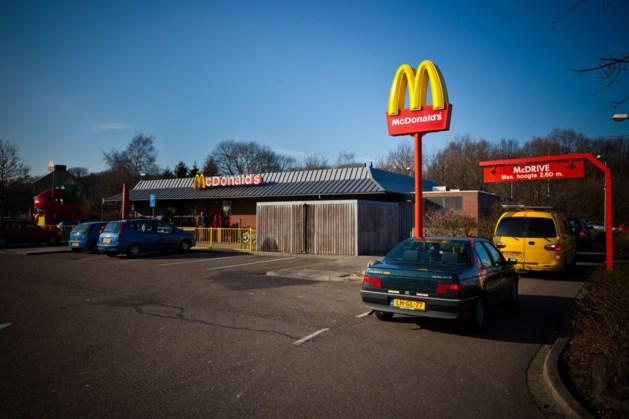 Kaassoufflés bij McDonald's, maar niet voor lang