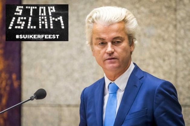 Geen beste wensen voor moslims van Geert Wilders en André Rieu blij met gebak