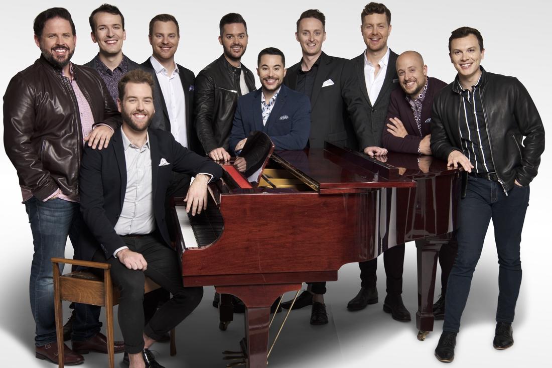 Australische tenoren te gast bij Guido Dieteren - De Limburger