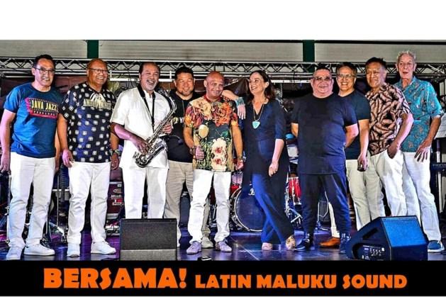 Indisch-Molukse middag met Bersama! in café Jo Gerrishal