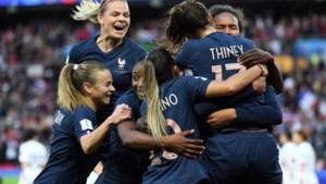 Franse voetbalsters ruim langs Zuid-Korea in openingswedstrijd van WK