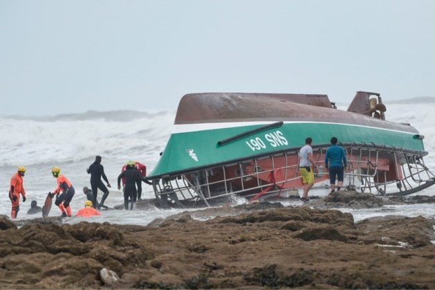 Drama voor Franse westkust: reddingsactie wordt drie redders fataal
