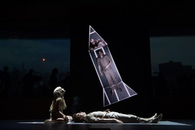 Bowie-musical 'Lazarus' in Theater Heerlen