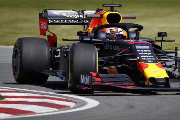 Max Verstappen: Red Bull nog niet goed genoeg