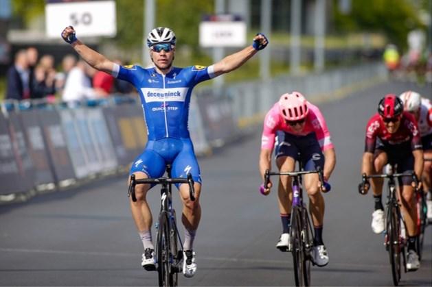 Deceuninck wint ook sprintrace Hammer Series Limburg