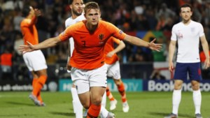 Oranje tegen Portugal in finale Nations League