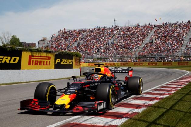 Verstappen vijfde in Canada, tijdstraf kost Vettel de winst