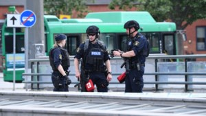 'Man met bom' neergeschoten in station van Zweedse stad Malmö