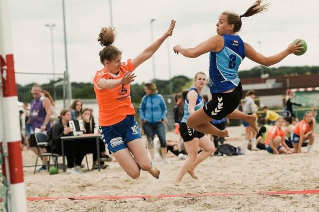 Kwalificatietoernooi NK beachhandbal weer naar Venlo-Zuid