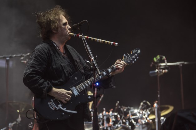 The Cure speelt nog steeds met gemak Champions League
