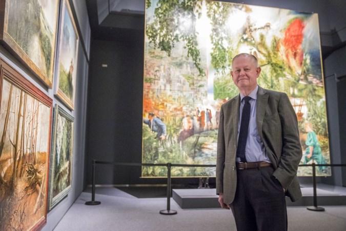 Schilder Evert Thielen na succesvolle expositie: 'Er komen geen 100.000 dommeriken naar mijn werk kijken'