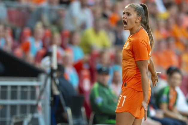 Lieke Martens: 'Er gebeuren nu al gekke dingen op het WK'