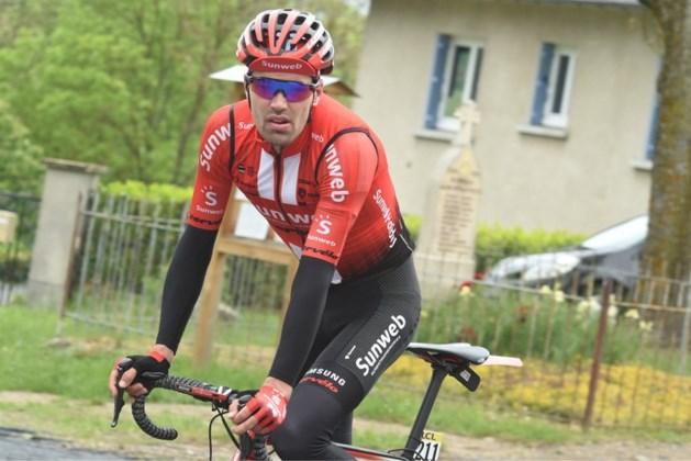 Dumoulin vol in de aanval in Dauphiné: de knie is goed