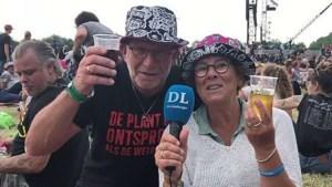 Video: Festivalgangers feliciteren Pinkpop: 'Geweldig, volgend jaar weer!'