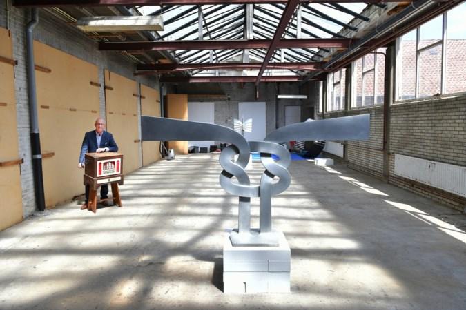 Kunstexpositie in voormalige orgelfabriek Heythuysen