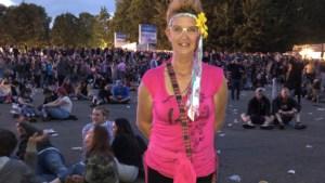 'Even meer festivalganger dan echtgenote en moeder'