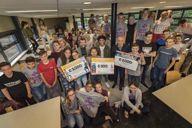 Sintermeerten College in Heerlen laat kansarme sporters niet langs de lijn staan