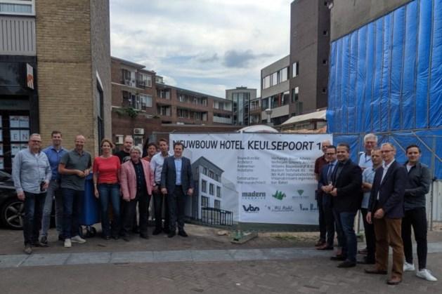 Driesterrenhotel Venlo in de maak