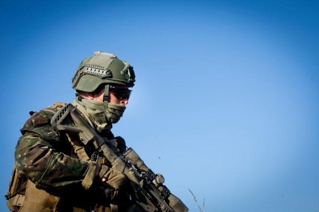 Schiettraining Defensie stilgelegd vanwege gasuitstoot vuurwapen