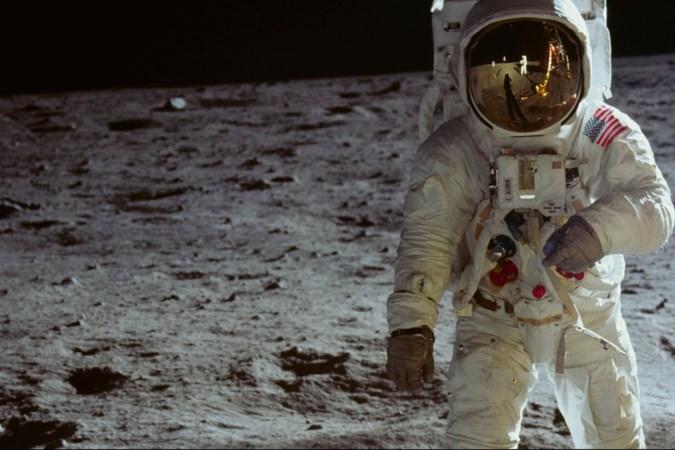 Docu maanlanding als spannende speelfilm